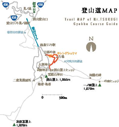 登山道MAP