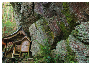 石尾神社 Ishio jinjya